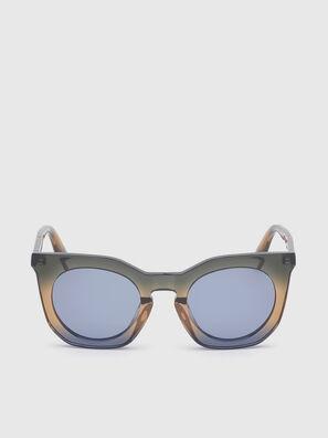 DL0283, Azul/Amarillo - Gafas de sol