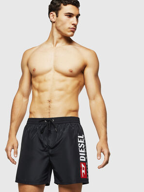 BMBX-WAVE 2.017, Negro - Bañadores boxers
