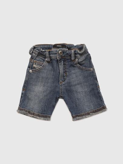 Diesel - PROOLYB-A-N, Azul medio - Shorts - Image 1