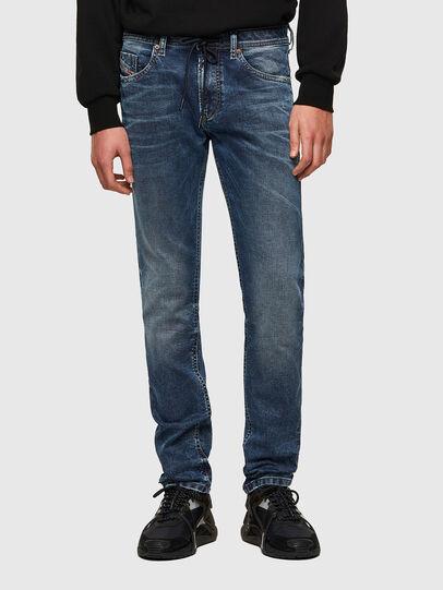 Diesel - Thommer JoggJeans® 069SR, Azul Oscuro - Vaqueros - Image 1