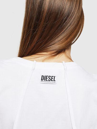Diesel - T-DASHA, Blanco - Tops - Image 3