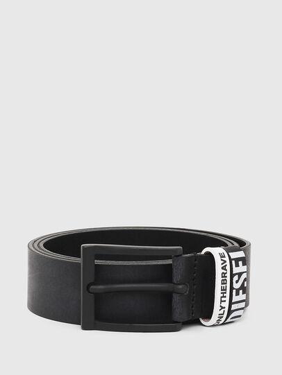 Diesel - B-ELEN, Negro - Cinturones - Image 1