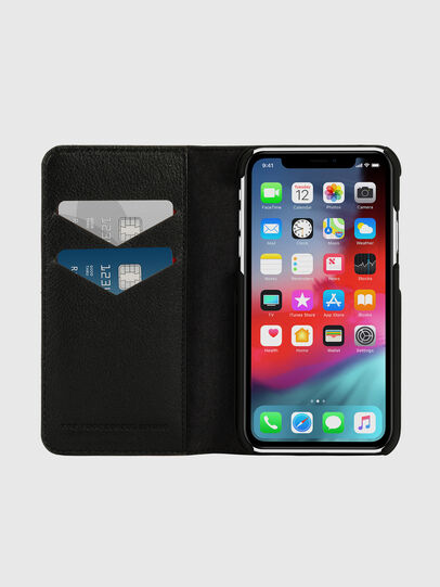 Diesel - DIESEL 2-IN-1 FOLIO CASE FOR IPHONE XR,  - Fundas tipo libro - Image 7