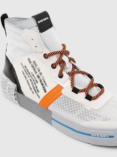 Diesel - S-DESE MID RC, Multicolor/Blanco - Sneakers - Image 4
