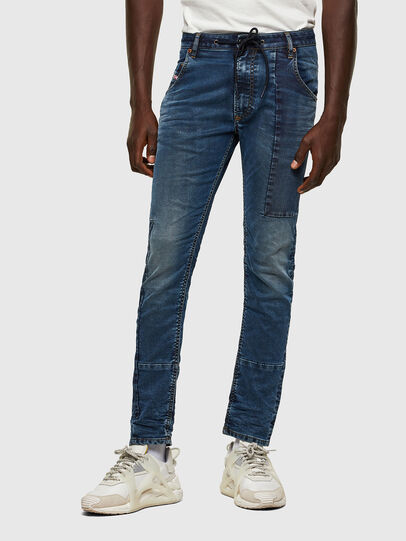Diesel - Krooley JoggJeans® 069TX, Azul medio - Vaqueros - Image 1