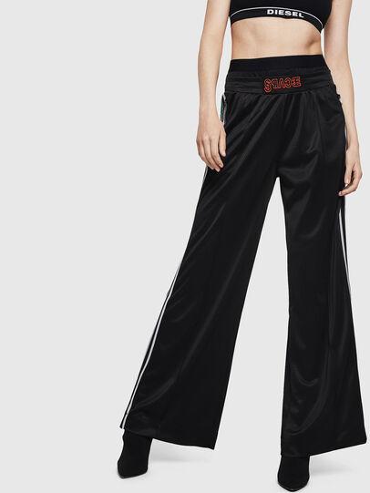Diesel - P-AMURA, Negro - Pantalones - Image 1