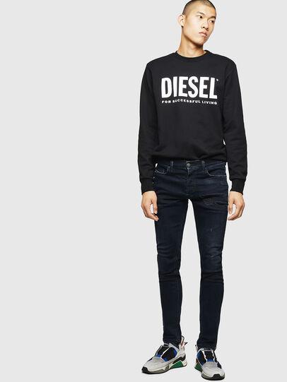 Diesel - Tepphar 069GM, Negro/Gris oscuro - Vaqueros - Image 5
