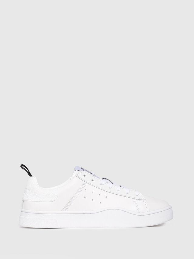 Diesel - S-CLEVER LOW W, Blanco - Sneakers - Image 1