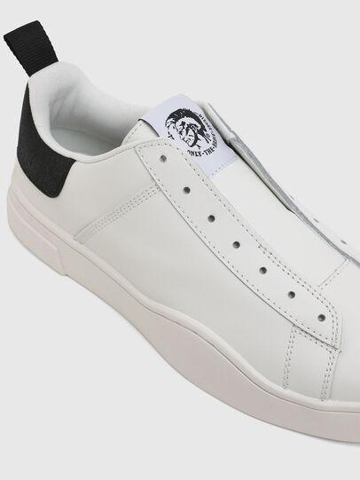 Diesel - S-CLEVER SO, Blanco/Negro - Sneakers - Image 4
