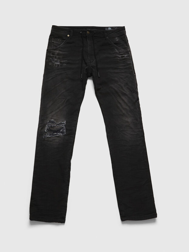 CL-Krooley-T-CB JoggJeans 069PK, Negro - Vaqueros