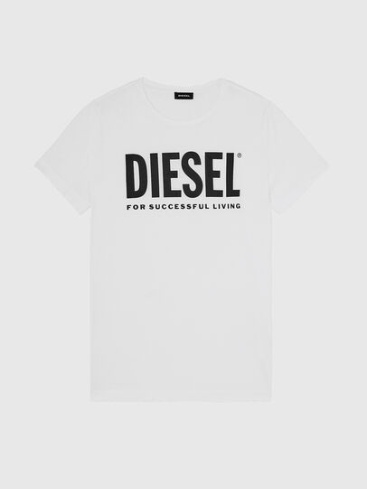 Diesel - T-SILY-WX, Blanco - Camisetas - Image 1
