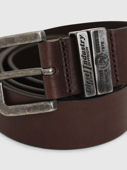 Diesel - B-BAC, Café - Cinturones - Image 2