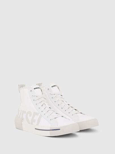 Diesel - S-DESE MID CUT, Blanco - Sneakers - Image 2