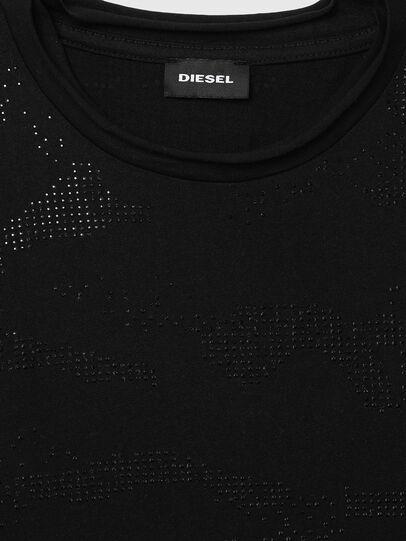 Diesel - DARYST, Negro - Vestidos - Image 4