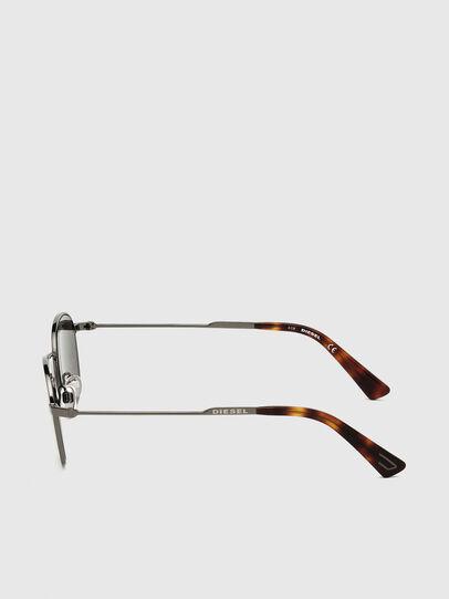 Diesel - DL0307, Gris - Gafas de sol - Image 3