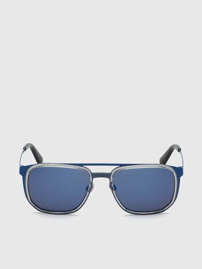 Diesel - DL0294, Azul - Gafas de sol - Image 1