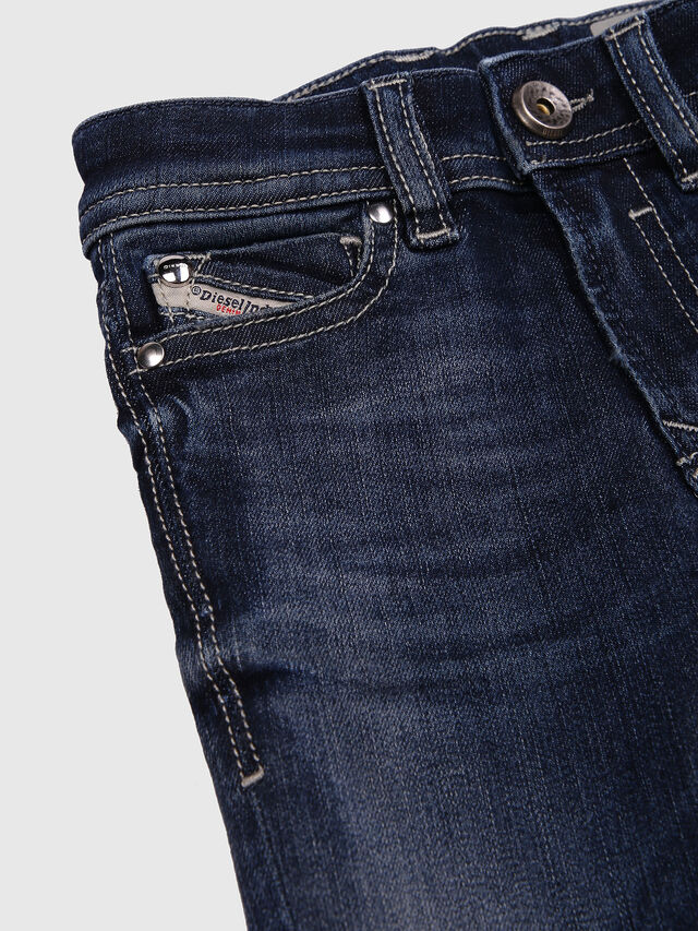 KIDS SLEENKER-B-N, Blue Jeans - Vaqueros - Image 4