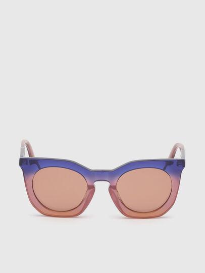 Diesel - DL0283, Violeta - Gafas de sol - Image 1