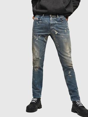 Thommer JoggJeans 0870X, Azul medio - Vaqueros