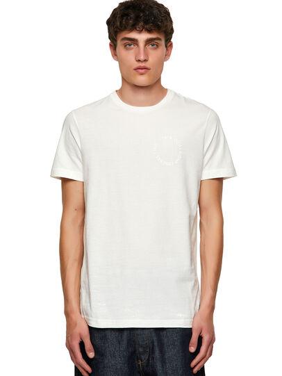 Diesel - T-DIEGOS-A4, Blanco - Camisetas - Image 1