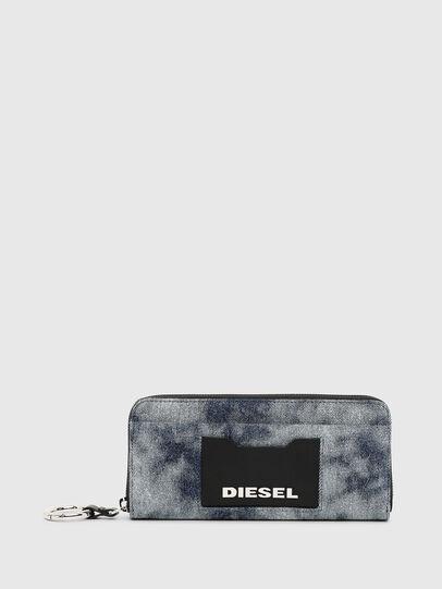Diesel - ALLIUM, Blue Jeans - Carteras Con Cremallera - Image 1