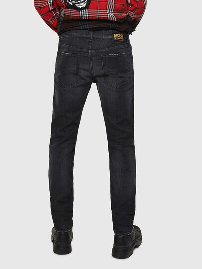 Diesel - Buster 082AS, Negro/Gris oscuro - Vaqueros - Image 2