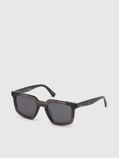 Diesel - DL0271, Negro - Gafas de sol - Image 2