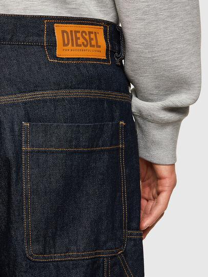 Diesel - D-Franky 009HP, Azul Oscuro - Vaqueros - Image 4