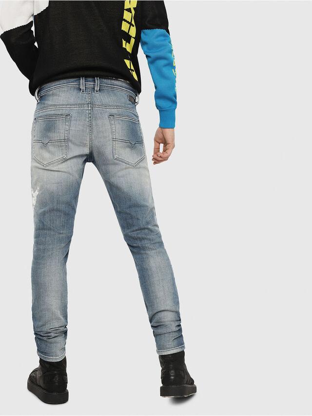 Diesel - Thommer JoggJeans 8880T, Azul Claro - Vaqueros - Image 2