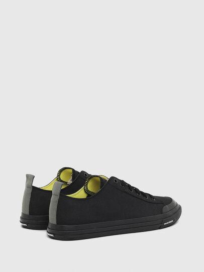 Diesel - S-ASTICO LOW CUT, Negro - Sneakers - Image 3