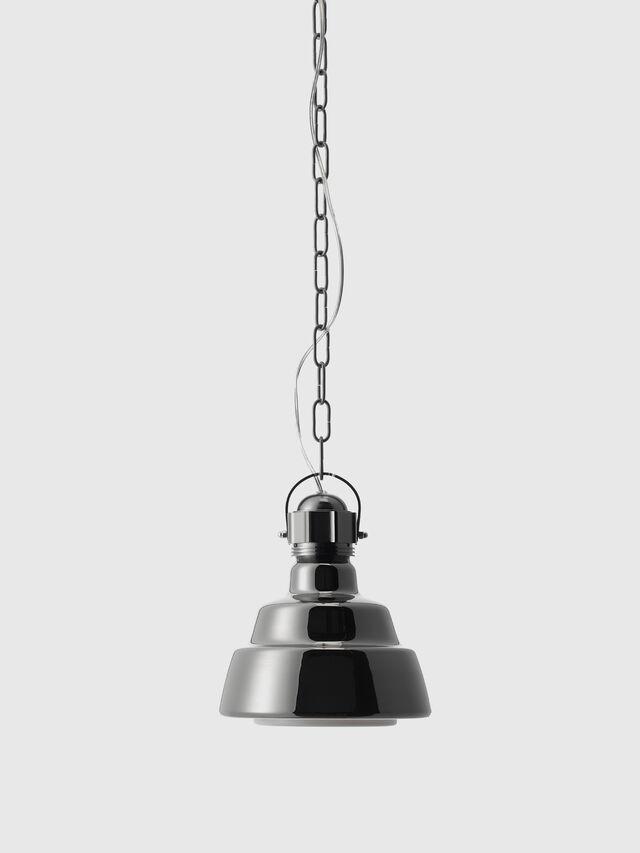 Diesel - GLAS PICCOLA, Plata - Lámparas de Suspensión - Image 1