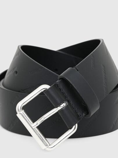 Diesel - B-OLLY, Negro - Cinturones - Image 2