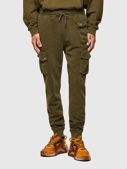 Diesel - P-TARPOCK, Verde Militar - Pantalones - Image 1