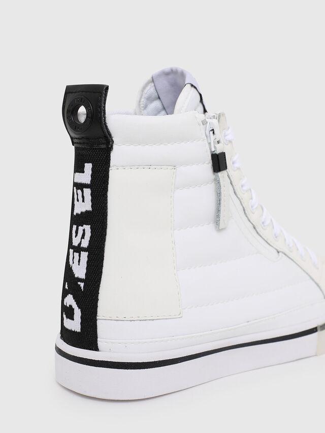 Diesel - D-VELOWS MID PATCH W, Blanco - Sneakers - Image 5