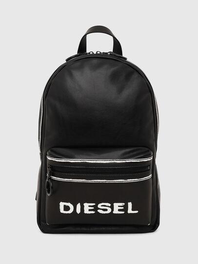 Diesel - ESTE, Negro/Blanco - Mochilas - Image 1