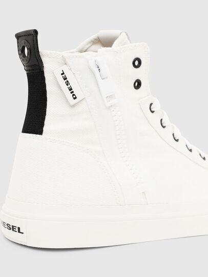 Diesel - S-ASTICO MID ZIP, Blanco - Sneakers - Image 5