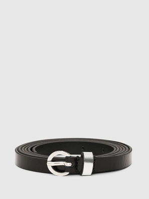 B-EVER, Negro - Cinturones