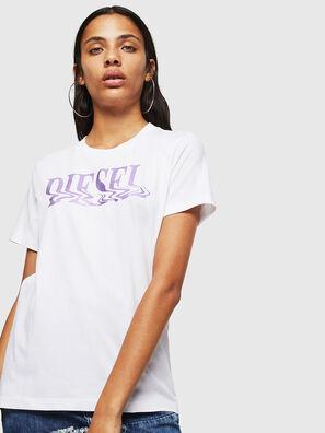 T-SILY-WN, Blanco/Rosa - Camisetas