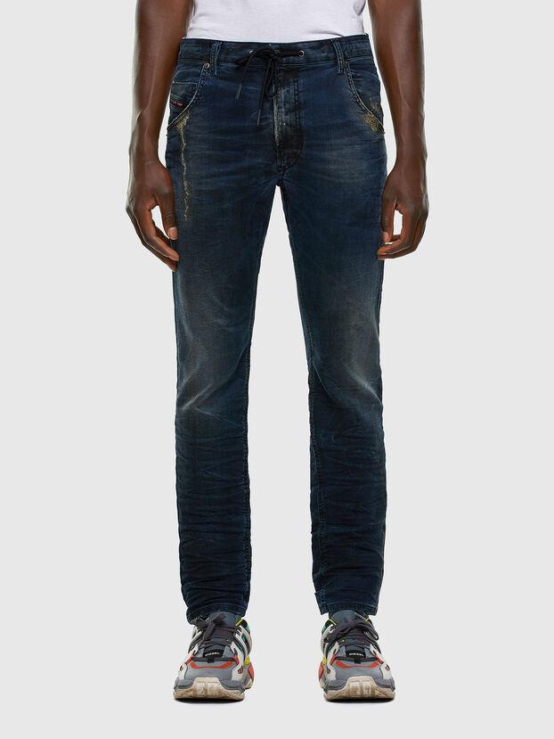 Krooley JoggJeans 069NP, Azul Oscuro - Vaqueros