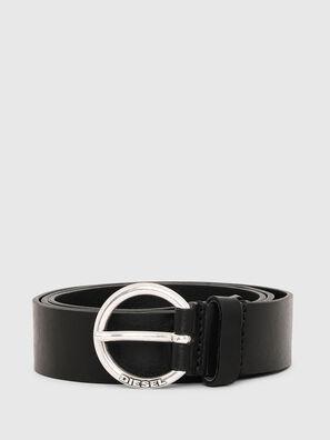 B-RING, Negro - Cinturones