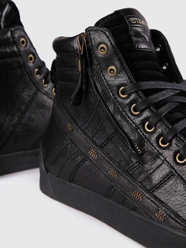 Diesel - D-STRING PLUS, Negro - Sneakers - Image 5