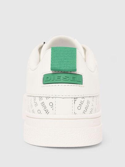 Diesel - S-CLEVER LOW LACE, Blanco/Verde - Sneakers - Image 5