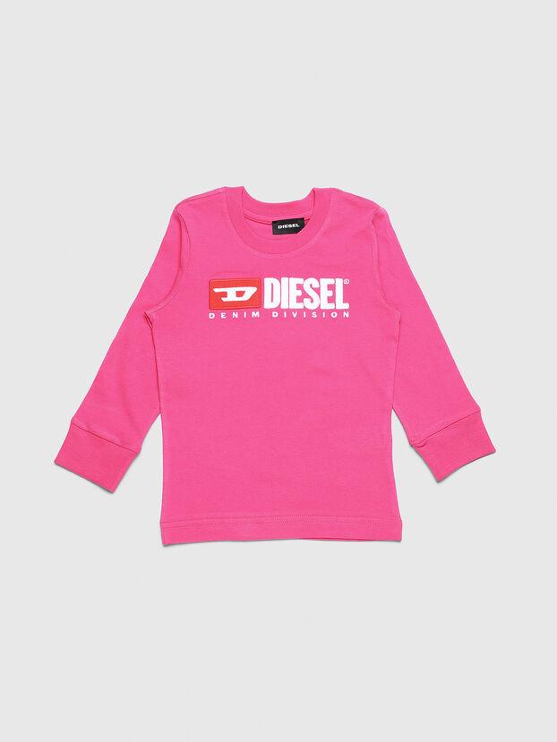 TJUSTDIVISIONB ML-R, Rosa - Camisetas y Tops