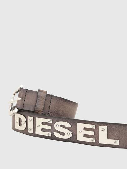 Diesel - B-DIZEL, Marrón - Cinturones - Image 4