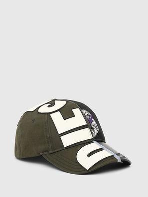 CI-HALF, Verde Militar - Gorros, sombreros y guantes