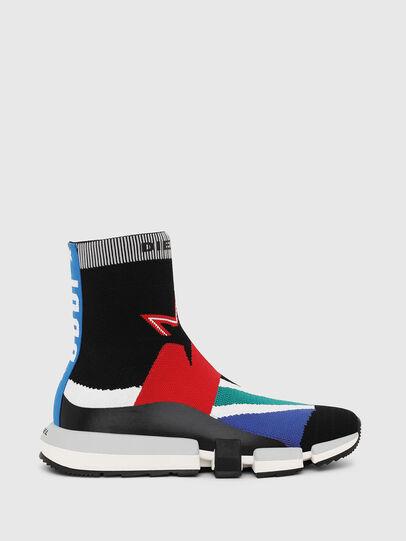 Diesel - H-PADOLA HIGH SOCK, Multicolor - Zapatillas - Image 1