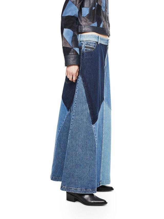 Diesel - ODETTE, Blue Jeans - Faldas - Image 3