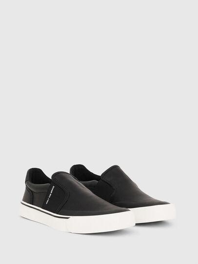 Diesel - S-FLIP SO, Negro - Sneakers - Image 2