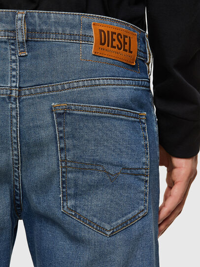 Diesel - Buster 009EI, Azul medio - Vaqueros - Image 4