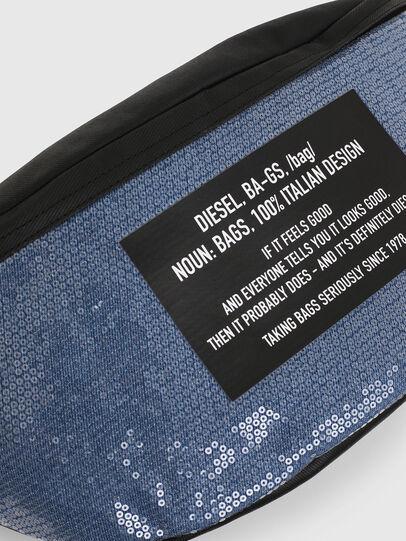 Diesel - D-THISBAG BELT, Azul/Negro - Bolsas con cinturón - Image 4